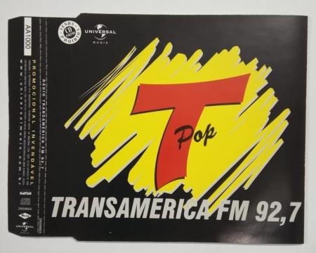 CD - Various - Transamerica F.M. 92,7