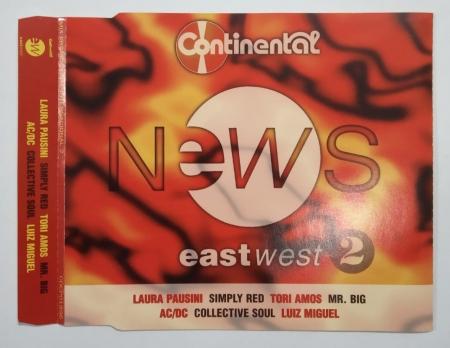 CD - Various - News Mix Promocional Internacional 2 (1996)