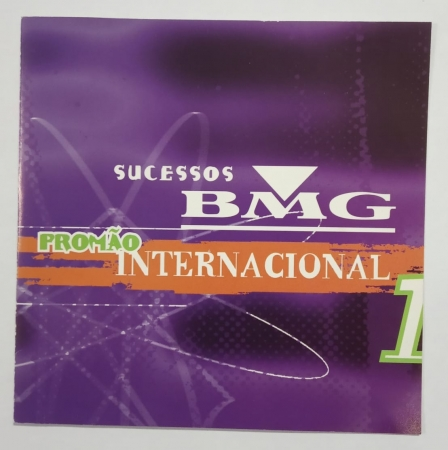 CD - Various - Sucessos B.M.G. Promão Internacional 1