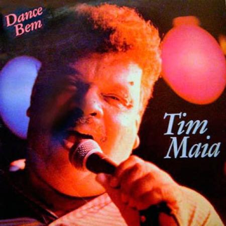 CD - Tim Maia - Dance Bem