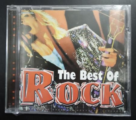CD - Various - The Best Of Rock - Volume 2