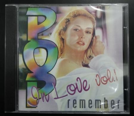 CD - VARIOUS - POP N LOVE - VOLUME 01