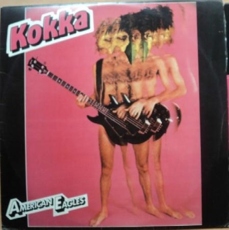 American Eagles - Kokka (Álbum)
