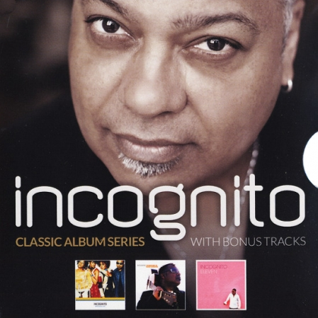 CD - Incognito - Classic Album Series (With Bonus Tracks) LACRADO