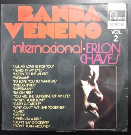 Erlon Chaves e Sua Banda Veneno - Internacional Vol. 2 (Álbum)