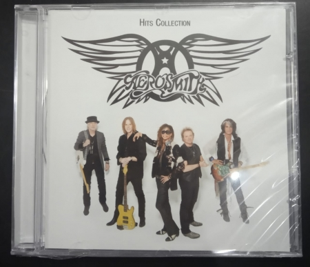 CD - AEROSMITH - HITS COLLECTION