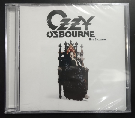 CD - Ozzy Osbourne - Hits Collection