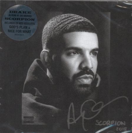 CD - Drake - Scorpion (Duplo)