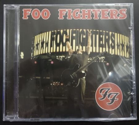 CD - FOO FIGHTERS - GREATEST HITS