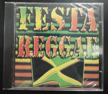 CD - VARIOUS - FESTA REGGAE
