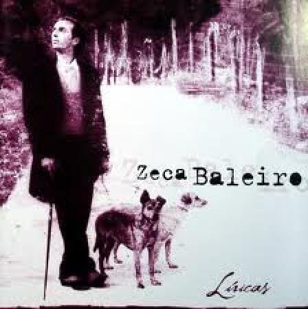 CD - Zeca Baleiro – Líricas