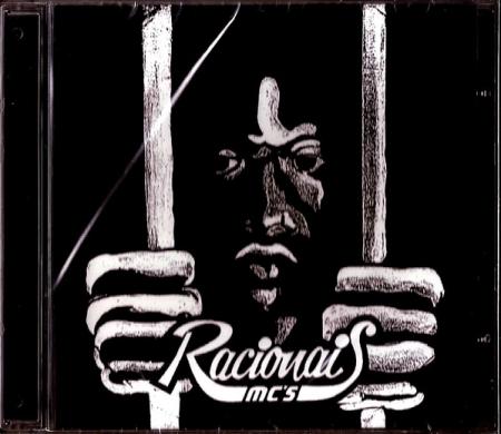 CD - Racionais MC's – Racionais Mc's