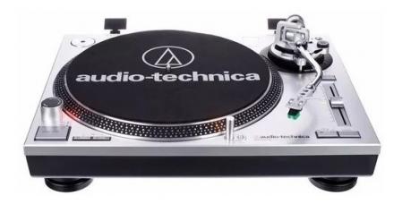 Toca Discos Audio-Technica - AT-LP120-USB (USADAS, O PAR)