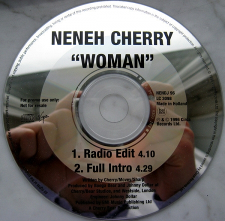 CD - Neneh Cherry - Woman