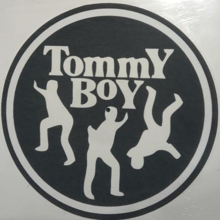 Feltro Grosso - Tommy Boy (Preto) (Par)