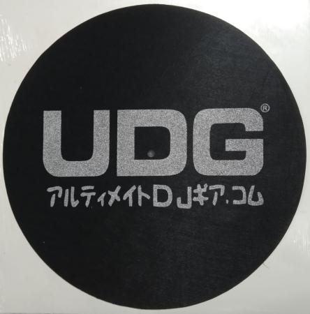 Feltro Fino - UDG Japão (Preto e Prata) (Unidade)