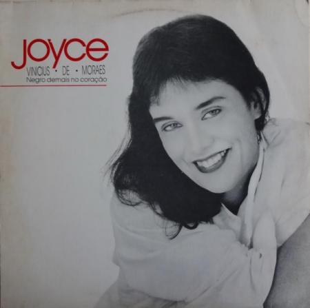 Joyce e Vinicius de Moraes - Negro Demais no Coração (Álbum)