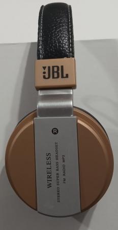 Headphone JBL B55 (Caramelo, Alça e Espuma Preta)