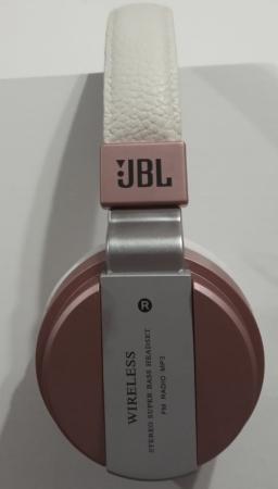 Headphone JBL B55 (Rosa) (Alça e Espumas Brancas)