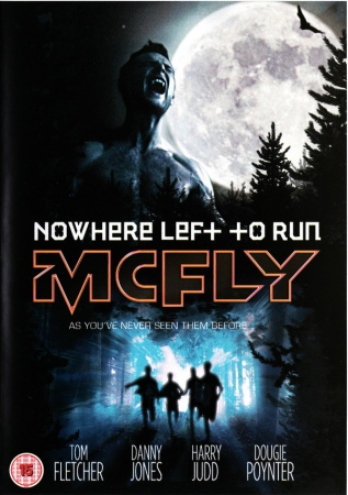 DVD - McFly - Nowhere Left To Run