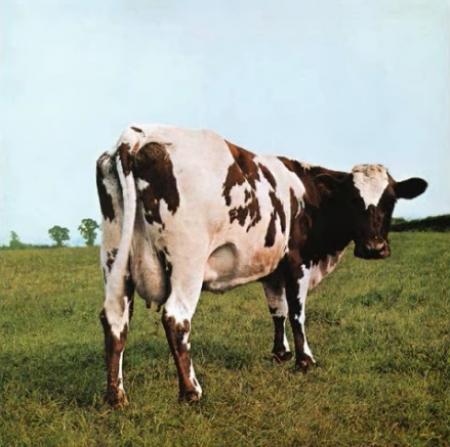 Pink Floyd - Atom Heart Mother (Quadraphic System - SQ)