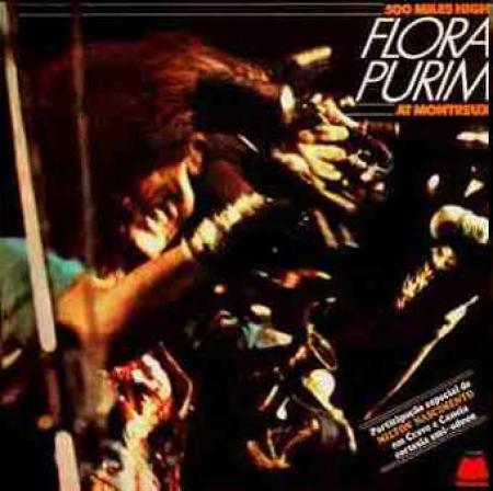 Flora Purim - 500 Miles High (Álbum)