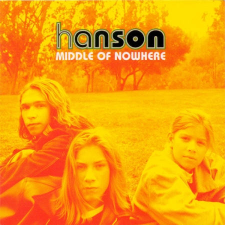 CD - Hanson – Middle Of Nowhere