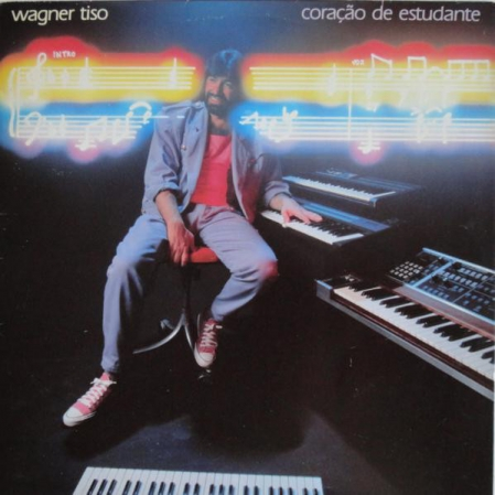 Wagner Tiso - Coração de Estudante (Álbum)