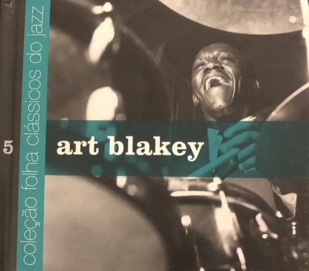 CD - Art Blakey - Coleção Folha Clássicos do Jazz 5