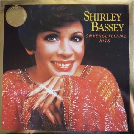 Shirley Bassey – Onvergetelijke Hits (Compilação)