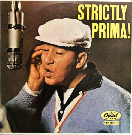 Louis Prima – Strictly Prima! (Álbum / Mono)