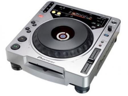 Par de CDJs Pioneer CDJ 800MK2 (Usadas)