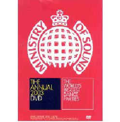 DVD - Various - Ministry of Sound - The Annual 2003 - The World's Biggest Dance Parties